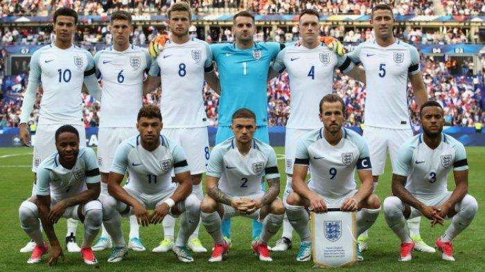Ambisi Besar Inggris di Euro 2020 Dimulai dengan Target Kalahkan Ceska