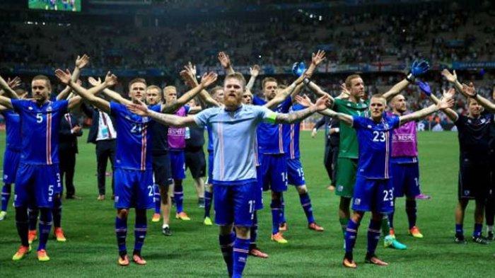 Islandia Percaya Diri Hadapi Prancis