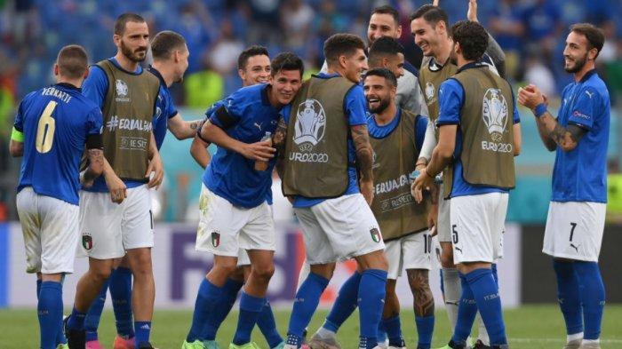 Piala Eropa 2020 Italia Vs Austria, Lorenzo Insigne: Jangan Terpancing Austria yang Andalkan Fisik