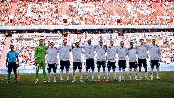 Live Streaming Piala Eropa 2020 Jerman Vs Hongaria, Ini Susunan Pemainnya