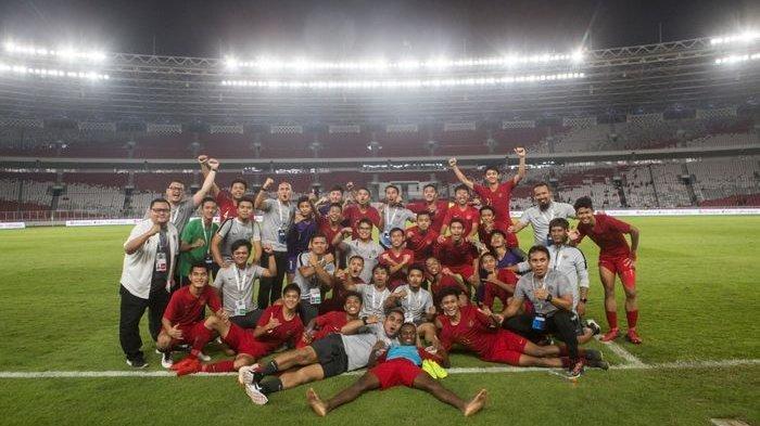 TIMNAS U-16 Indonesia Lolos,Ini Strategi Bima Sakti untuk Hasil Maksimal di Putaran Final Piala Asia