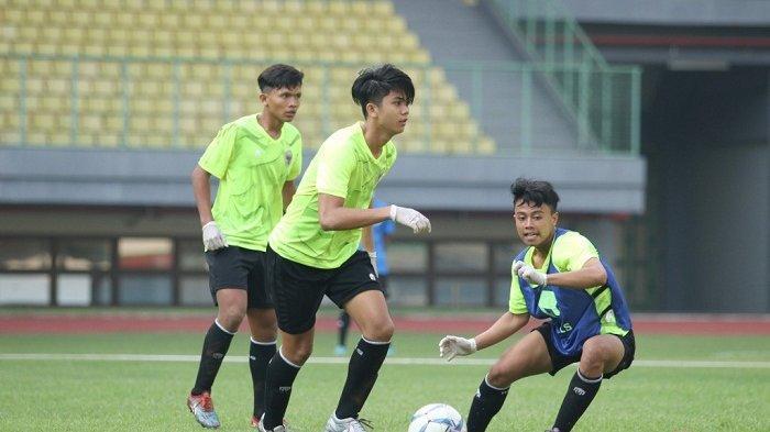 Terapkan Protokol Kesehatan yang Ketat, Pekan Depan Timnas U-16 Indonesia  Jalani Swab Test - Warta Kota