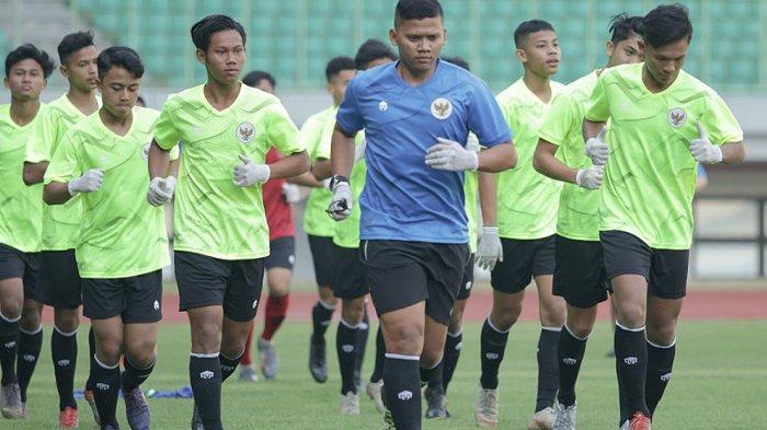 Terapkan Protokoler Kesehatan Ketat, Timnas Indonesia U-16 Agendakan Rapid Test Lanjutan