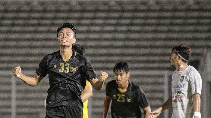 Hasil Babak 2 Timnas U-23 3-1 Bali United: Tim Garuda Muda Catatkan Rekor di Dua Uji Coba Tahun Ini
