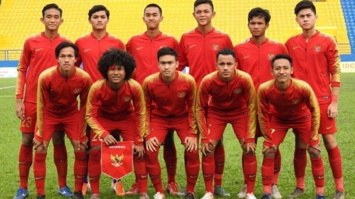 HASIL AKHIR Timnas U18 Indonesia Juara Grup A AFF U18 2019 Setelah Imbang Lawan Myanmar 1-1