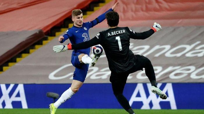 Hasil Sementara Liverpool vs Chelsea 0-1 via Live Streaming, Mason Mount Pecah Kebuntuan Menit 42