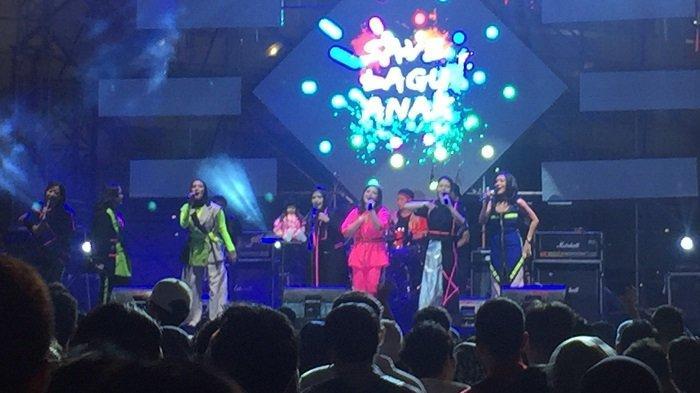 Save Lagu Anak: Tina Toon, Tasya Kamila Hingga Leony Manggung Bareng 'Susan' di The 90's Festival