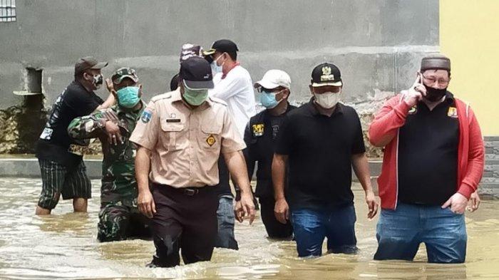Penyebab Banjir di Kabupaten Tangerang  Karena Hujan Deras, Sampai Warga Tak Sempat Kemasi Barang