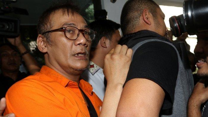 Tio Pakusadewo Sudah 2 Hari Sakit di LP Cipinang