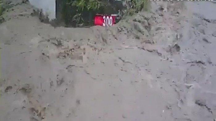 Tinggi Air Sungai Cileungsi Status Bahaya, Belasan Perumahan Diminta Waspada Banjir