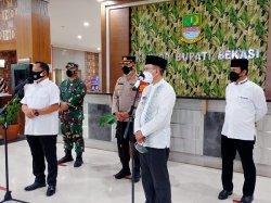 Tito Karnavian Datangi Kabupaten Bekasi Minta Anggaran Bansos untuk Masyarakat Dimaksimalkan