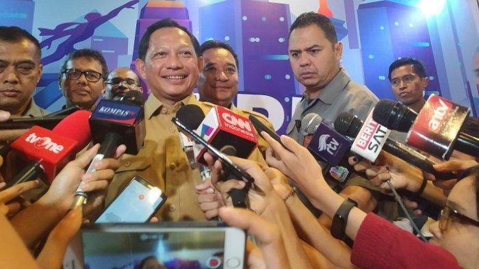 Mendagri Tito Karnavian: Politik Indonesia Stabil Sejak 01 dan 02 Gabung, Tinggal Urusan 212 Saja