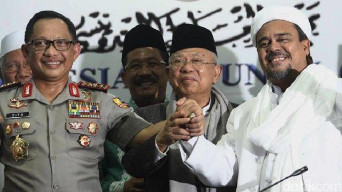 Bukan Karena Habib Rizieq, Pencopotan Kapolda Metro Jaya dan Kapolda Jabar Diduga Terkait Pilpres