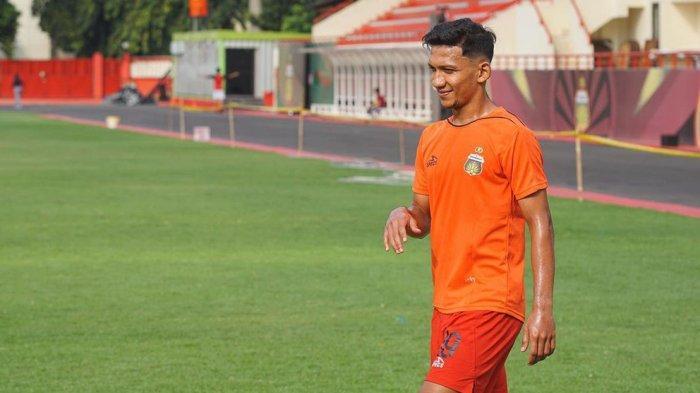 TM Ichsan Gelandang Bhayangkara Solo FC Gembira Menpora Bertemu Kapolri Bahas Kompetisi Liga 1