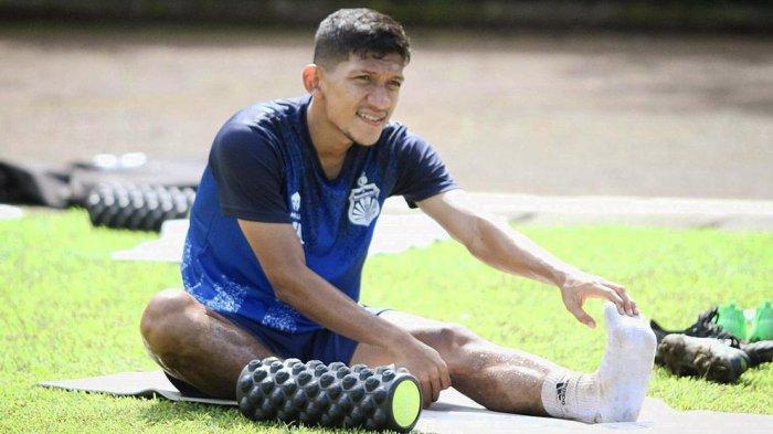 T.M Ichsan Gelandang Bhayangkara FC Kaget Marc Klok Keluar dari Persija Jakarta