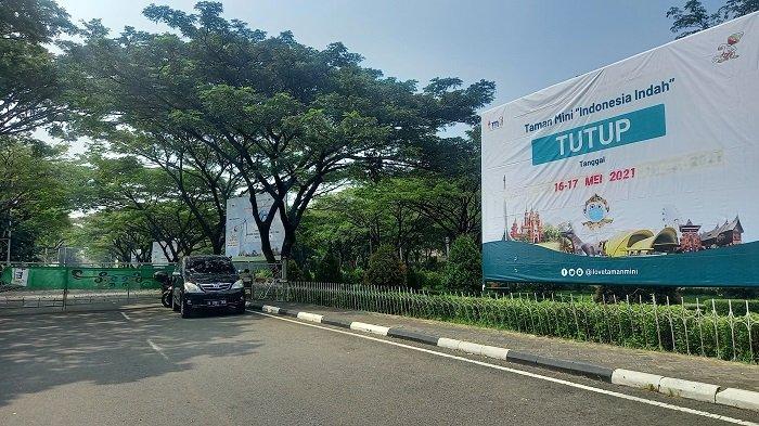 Taman Mini Indonesia Indah Ditutup Sementara pada Libur Lebaran, Begini Suasananya