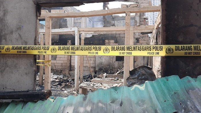 Pertengkaran Suami Istri Diduga Jadi Penyebab 150 Rumah Hangus Terbakar di Tamansari Jakarta Barat