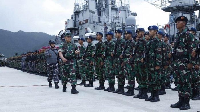 Pemerintah Bakal Bangun Pangkalan Militer di Natuna, Kapal Ikan Cina Tinggalkan ZEE Indonesia
