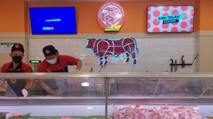Penawaran Menarik Toko Daging Nusantara, Harga Daging Sapi Dibanderol Rp 105.000 per Kilogram