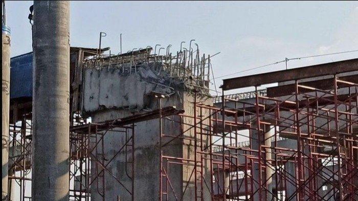 Cerita Lengkap Ambruknya Kontruksi Jalan Tol Cibitung-Cilincing, Kontraktor Lakukan Investigasi