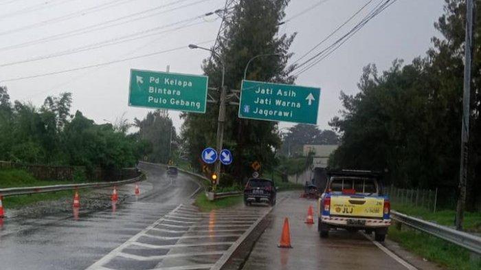 PT Jasa Marga Kembali Buka Sejumlah Ruas Tol yang Sempat Tergenang Banjir