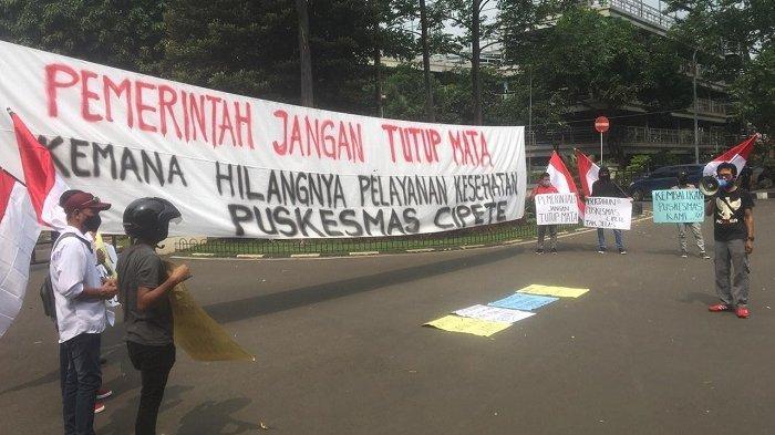 Warga Kota Tangerang Geram Puskesmas Digusur Proyek Tol Kunciran-Bandara