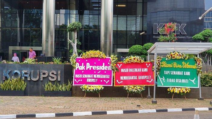 Dibahas DPR Malam-malam, Revisi UU KPK Diputuskan Jalan Terus, Ini Tiga Keinginan Presiden Jokowi