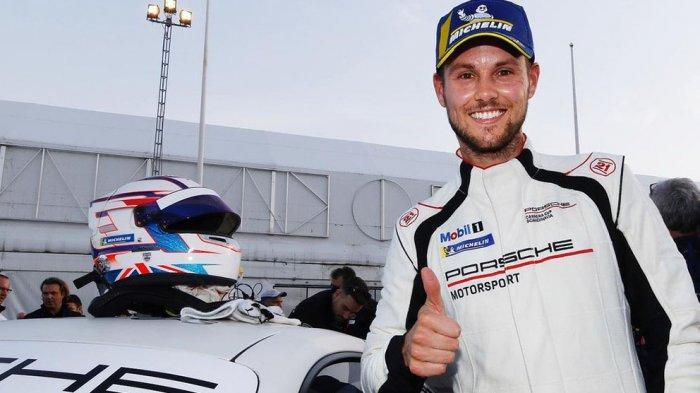 Tom Blomqvist akan jadi rekan setim Sean Gelael di tim JOTA pada ajang FIA World Endurance Championship (WEC) 2021