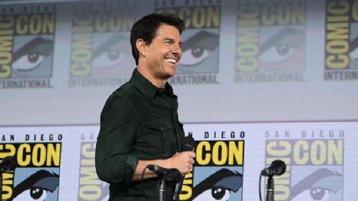 Tom Cruise Aktor Pertama yang Bakal Syuting Film di Luar Angkasa