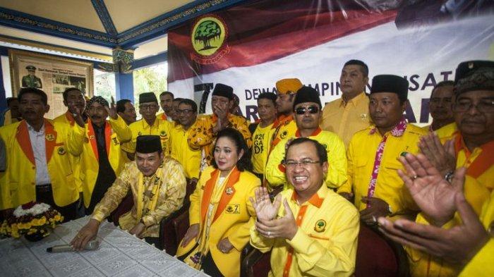 Tommy Soeharto: Pemilu 2019 Momentum Rakyat Ganti Anggota DPR Besar-besaran