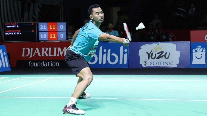 Tommy Sugiarto Yakin Jaya Raya Bisa Taklukkan PB Djarum