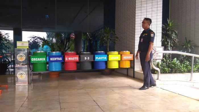 Tujuh Tong Sampah Pilah Hadir di Kantor Wali Kota, Instansi Lain di Jakarta Utara Menyusul