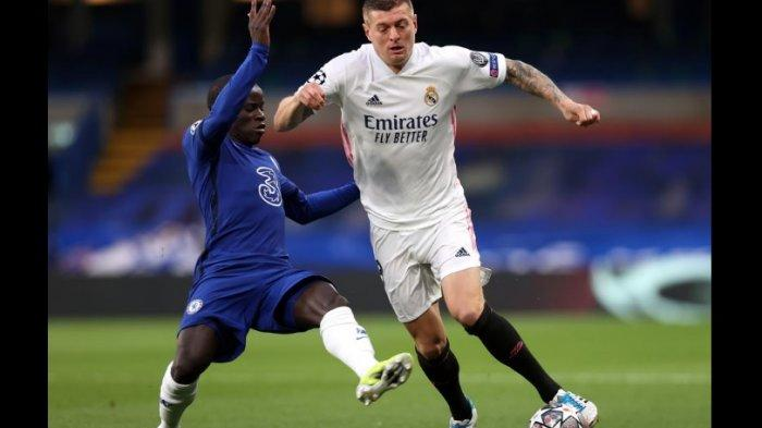 Kalahkan Real Madrid 2-0, Chelsea Melaju ke Babak Final Liga Champions Tantang Manchester City