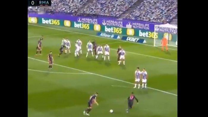 Real Valladolid vs Real Madrid 0-1, Gol Casemiro, Selisih Poin Real Madrid dan Atletico Tinggal 3