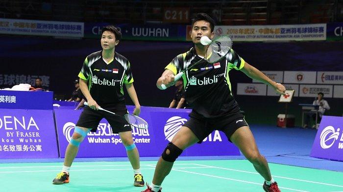Tontowi/Liliyana Lolos ke Final Asia Championship 2018