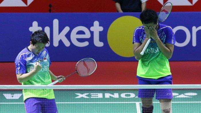 Tontowi Ahmad/Liliyana Natsir Persembahkan 1 Gelar Juara di Indonesia Open 2018
