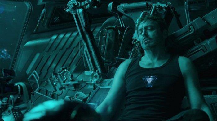 Sekarat di Kapal Antariksa, Fans 'Avengers' Minta NASA Selamatkan Tony Stark