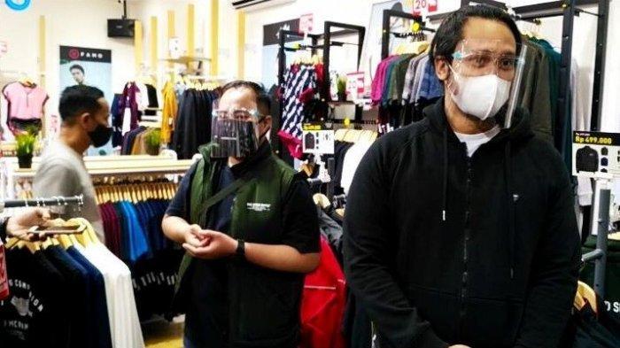 Saat di 3Second Depok Aktor Tora Sudiro Sebut Gara-gara Tato Punya Gaya Berpakaian Tersendiri