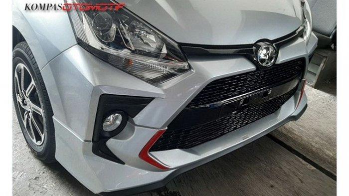 Cicilan Mulai Rp 1,9 Juta plus Asuransi dan Servis, Ini Keunggulan dan Harga Toyota Agya Facelift