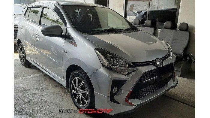 Dibekali Sejumlah Fitur Baru, Toyota Agya Facelift Bakal Naik Kelas, Berapa Harganya?