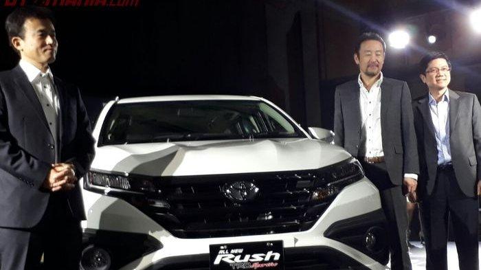 Selain Toyota Rush, Harga Toyota Model Lain Naik Mulai Rp300 Ribu