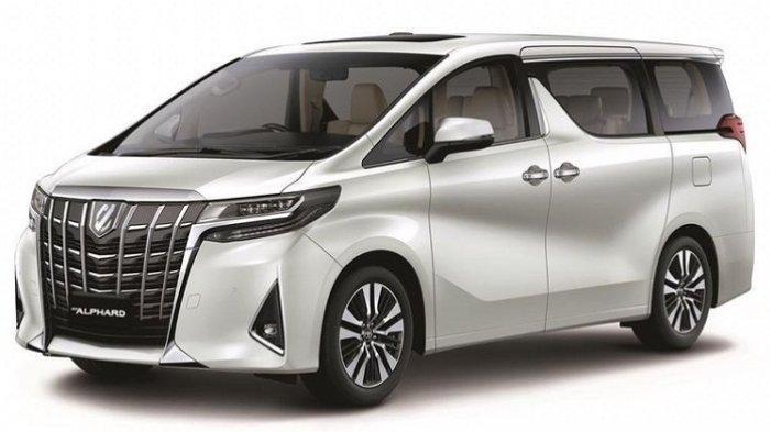 Toyota New Alphard dan Vellfire 2020, Makin Canggih dengan Fitur Keamanan, Ini Daftar Harganya