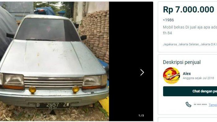Daftar Mobil Harga Rp6 Juta - Rp15 Jutaan di OLX Tapi Tangguh, Ada Suzuki Hingga Izusu