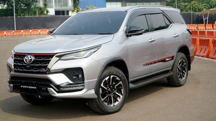 Resmi Mengaspal Di Tanah Air Ini Daftar Harga Toyota Fortuner Facelift Mulai Dari Rp 505 Juta Warta Kota