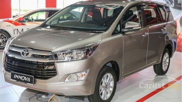 Diskon Toyota Innova Tembus Rp 20 Juta, Menyusul Kabar Akan Hadirnya Model Baru