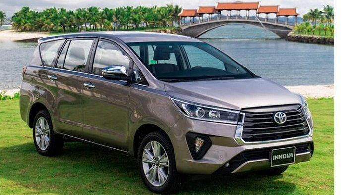 Toyota Innova facelift