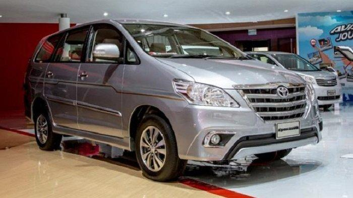 Daftar Varian Mobil Bekas Toyota Kijang Innova Tahun 2004 Masih Diburu Harga Mulai Rp 60 80 Jutaan Warta Kota