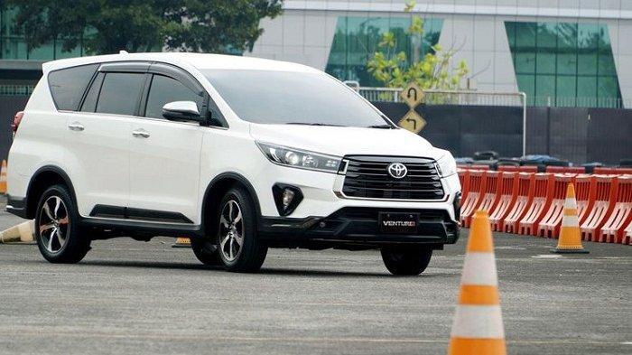 Toyota Kantongi 1.012 SPK Selama Pameran IIMS Hybrid 2021, Kijang Innova Terbanyak