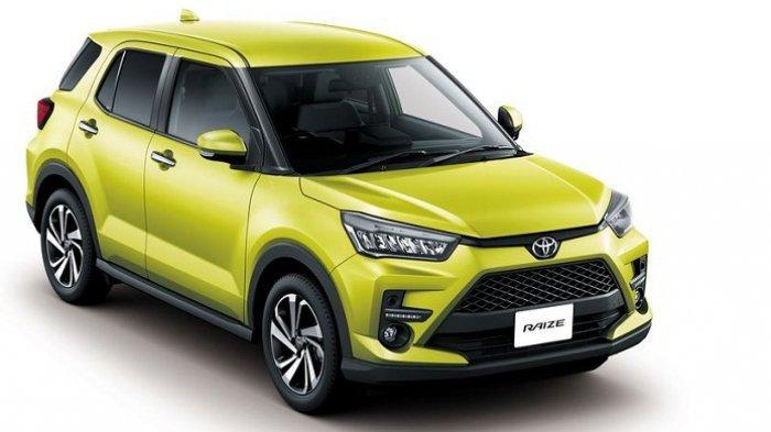 Meluncur di Negeri Sakura, Ini Deretan Fitur Toyota Raize Kembaran Daihatsu Rocky yang Serba Canggih