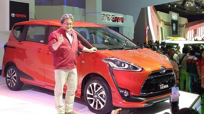 Harapan Besar pada Toyota Sienta